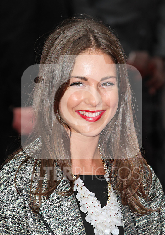 LONDON - AUGUST 13: Louise Thompson attended the UK Film Premiere of 'The Expendables 2', Leicester Square, London, UK. August 13, 2012. (Photo by Richard Goldschmidt) /NortePhoto.com.... **CREDITO*OBLIGATORIO** *No*Venta*A*Terceros*..*No*Sale*So*third* ***No*Se*Permite*Hacer Archivo***No*Sale*So*third*