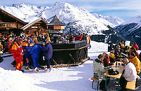 Auf der Gampe-Alm, Sölden in Tirol, Österreich