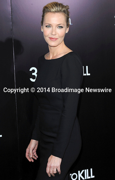 Pictured: Connie Nielsen<br /> Mandatory Credit &copy; Adhemar Sburlati/Broadimage<br /> Film Premiere of 3 Days to Kill<br /> <br /> 2/12/14, Los Angeles, California, United States of America<br /> <br /> Broadimage Newswire<br /> Los Angeles 1+  (310) 301-1027<br /> New York      1+  (646) 827-9134<br /> sales@broadimage.com<br /> http://www.broadimage.com
