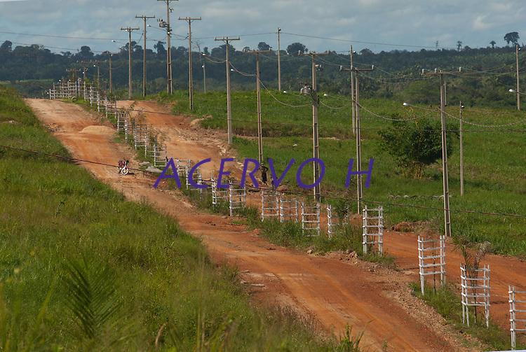 Conjuntos residenciais na Transamazônica.<br /> Marabá, Pará, Brasil.<br /> Foto Paulo Santos<br /> 30/03/2010