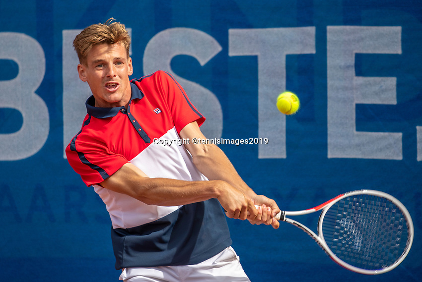 Zandvoort, Netherlands, 8 June, 2019, Tennis, Play-Offs Competition, Jeroen Vanneste <br /> Photo: Henk Koster/tennisimages.com