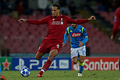 2018 UEFA Champions League Football Napoli v Liverpool Oct 3rd