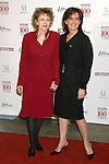 BEVERLY HILLS, CA. - December 05: Disney Media Networks Co-Chairman Anne Sweeney (R) and Hollywood Reporter Editor-in-Chief Elizabeth Guider arrive at The Hollywood Reporter`s Annual Women In Entertainment Breakfast at the Beverly Hills Hotel on December 5, 2008 in Beverly Hills, California..