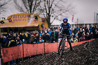 Eva Lechner (ITA/Clif)<br /> <br /> Women Elite Race<br /> UCI CX Worlds 2018<br /> Valkenburg - The Netherlands