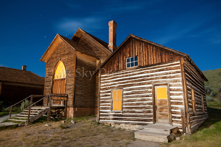 Bannack Methodist Church