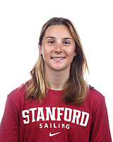 Stanford, CA - September 20, 2019: Taylor Kirkpatrick, Athlete and Staff Headshots
