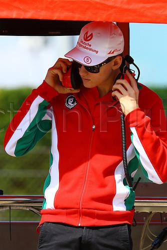 09.04.2016. Adria, Italy, Arbath F4 Grand Prix of Italy.  MICK SCHUMACHER (DEU) Prema Powerteam Arbath, F4 Italy.
