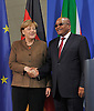 November 10-15,The  President of South Africa,Jacob Zuma is to meet the German Chancellor,Angela Mer