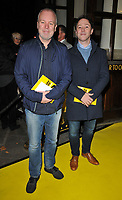 Steve Pemberton and Reece Shearsmith at the &quot;Glengarry Glen Ross&quot; press night, Playhouse Theatre, Northumberland Avenue, London, England, UK, on Thursday 09 November 2017.<br /> CAP/CAN<br /> &copy;CAN/Capital Pictures
