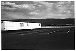 File # 75-128-B #15. Mobile home, Lamar, PA parking lot.1975