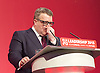 Labour Leadership <br /> Conference <br /> at The QE Conference Centre, Westminster, London, Great Britain <br /> 12th September 2015 <br /> <br /> <br /> Tom Watson <br /> deputy leader <br /> <br /> <br /> Photograph by Elliott Franks <br /> Image licensed to Elliott Franks Photography Services
