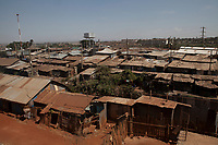 With more than 2.5 million people in about 200 settlements, the slum dwellers in Nairobi, Kenya, represent more than half of the city's population and occupy merely 6 percent of the land. As the biggest slum in Africa and one of the biggest in the world, Kibera houses about 250.000 people. <br /> Every Wednesday at Spurgeons Academy, a school in the middle of Kibera's narrow streets and alleys, students take the chairs and benches out of a classroom and sweep the floor. Their school uniforms are switched to bright-colored ballet clothes. The Ballet class is part of Annos Africa and One Fine Days charity activities in slum areas around Kenya. Weekly ballet classes are held by Kenyan teacher and former dancer Mike Wamaya. His classes focus on both the physical and mental well-being of the  students who take part, promoting the confidence-building necessary to carry these kids into adulthood.<br /> Apart from ballet, children can choose dance, music, creative writing and film. In Nairobi both organizations work together with two schools in Kibera and one school in Mathare, another slum closer to the city centre. Moreover, they collaborate with a ballet studio in Karen, an upperclass area in Nairobi, and young dancers are given the opportunity to be part of productions at the city's national theatre. Many students have become accomplished dancers, winning scholarships to further their education. Ballet goes Africa!