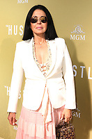 "08 May 2019 - Hollywood, California - Maria Conchita Alonso. ""The Hustle"" Los Angeles Premiere held at the ArcLight Cinerama Dome. Photo Credit: Faye Sadou/AdMedia"