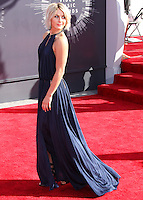 LOS ANGELES, CA, USA - AUGUST 24: Julianne Hough at the 2014 MTV Video Music Awards held at The Forum on August 24, 2014 in the Los Angeles, California, United States. (Photo by Xavier Collin/Celebrity Monitor)