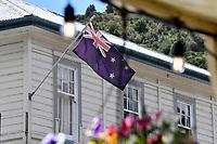 Reefton, New Zealand on Saturday 28 December 2019. <br /> Photo by Masanori Udagawa. <br /> www.photowellington.photoshelter.com