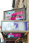 Look of Love ... The Songs Of Burt Bacharach and.Hal David ( Theatre Marquee ) playing at the.Brooks Atkinson Theatre, New York City..May 2003.Credit All Uses.© Walter McBride / Retna Ltd, USA.