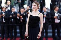 L'attrice Julie Gayet, con cui, secondo il giornale francese Closer, il Presidente francese Francois Hollande avrebbe una relazione.<br /> <br /> Photo LOIC Thebaud/ Panoramic/INSIDEFOTO
