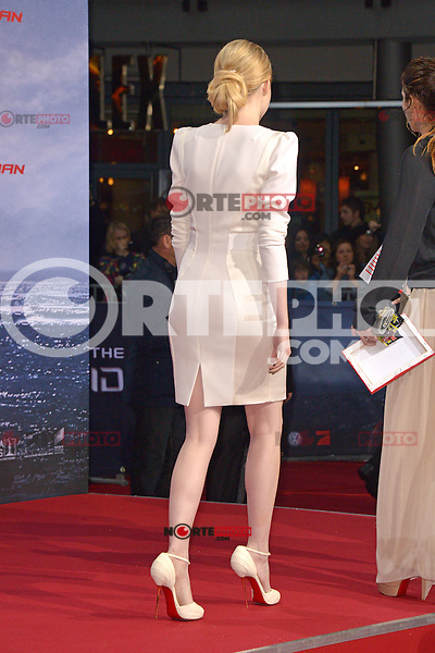 Emma Stone (wearing an Andrew Gn dress, Louboutin shoes) attending the Germany premiere of the movie The Amazing Spider-Man at CineStar Sony Center in Berlin. Berlin, 20.06.2012...Credit: Timm/face to face /MediaPunch Inc. ***Online Only for USA Weekly Print Magazines*** NORTEPOTO.COM<br />