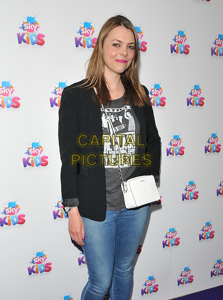 Kate Ford at the Sky Kids Cafe VIP launch party, The Vinyl Factory, Marshall Street, London, England, UK, on Sunday 29 May 2016.<br /> CAP/CAN<br /> &copy;CAN/Capital Pictures