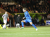 Andrew Shinnie in the St Mirren v Inverness Caledonian Thistle Clydesdale Bank Scottish Premier League match played at St Mirren Park, Paisley on 30.1.13.