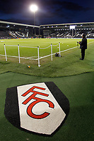 A general view of the player's entrance to the pitch during the Sky Bet Championship match between Fulham and Sheff United at Craven Cottage, London, England on 6 March 2018. Photo by Carlton Myrie.