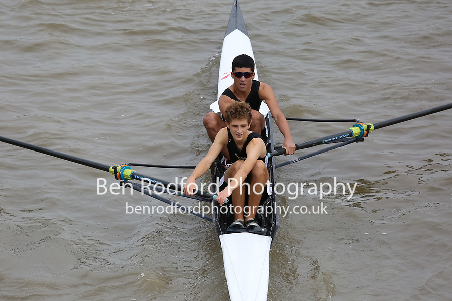 Crew: 84   SPS-CRAIG MCFEELY    St Pauls School Boat Club    Op J18 2- Inter <br /> <br /> Pairs Head 2017<br /> <br /> To purchase this photo, or to see pricing information for Prints and Downloads, click the blue 'Add to Cart' button at the top-right of the page.