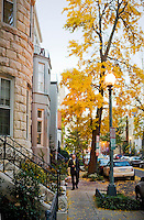 Dupont Circle Neighborhood Washington DC Architecture