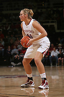 STANFORD, CA - JANUARY 28:  Joslyn Tinkle of the Stanford Cardinal during Stanford's 71-48 win over ASU on January 28, 2010 at Maples Pavilion in Stanford, California.