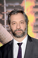 """LOS ANGELES - MAR 14:  Judd Apatow at the """"The Zen Diaries of Garry Shandling"""" Premiere at Avalon on March 14, 2018 in Los Angeles, CA"""