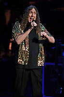 FORT LAUDERDALE FL - JUNE 06: Weird Al Yankovic performs during his Strings Attached Tour at The Broward Center on June 6, 2019 in Fort Lauderdale, Florida. <br /> CAP/MPI04<br /> ©MPI04/Capital Pictures