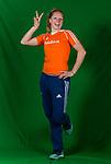 AMSTELVEEN- HOCKEY - MARGOT VAN GEFFEN.  lid van de trainingsgroep van het Nederlands dames hockeyteam. COPYRIGHT KOEN SUYK
