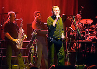 "UB40 play their seminal album ""Signing Off"" and a selection of greatest hits at the Royal Concert Hall in Glasgow on Thursday 4th November 2010.. .Pictures: Peter Kaminski/Universal News and Sport (Europe)2010"