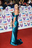 LONDON, UK. October 29, 2018: Janette Manrara at the Pride of Britain Awards 2018 at the Grosvenor House Hotel, London.<br /> Picture: Steve Vas/Featureflash