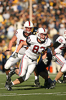 2 December 2006: Jim Dray during Stanford's 26-17 loss to Cal in the 109th Big Game at Memorial Stadium in Berkeley, CA.