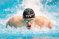 Picture by Allan McKenzie/SWpix.com - 16/12/2017 - Swimming - Swim England Nationals - Swim England Winter Championships - Ponds Forge International Sports Centre, Sheffield, England - Jacob Peters.