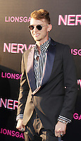 NEW YORK, NY-July 12: Colson Baker-Machine Gun Kelly at Lionsgate presents the World Premiere of NERVE   at SVA Theater in New York. NY July 12, 2016. Credit:RW/MediaPunch
