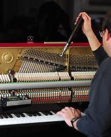 Klavierstimmen