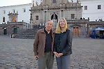 Susan Webster & Hernán Navarrete, Church and Convent of St. Francis, Quito