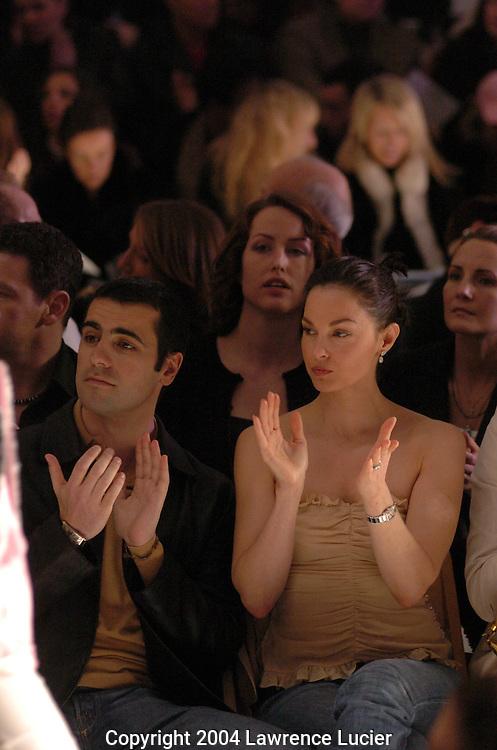 Dario Franchitti and Ashley Judd