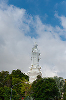 Ho Quoc Temple with Lady Buddha Statue, Phuquoc, Vietnam