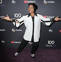 NOV 10 'Black-ish' TV show 100th episode celebration - Arrivals