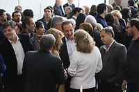 SÃO PAULO, SP, 02.09.2019 - POLITICA-SP - Paulo Skaf (MDB/SP), Presidente da Federação das Indústrias do Estado de São Paulo, participa do velório do Ex-Governador de São Paulo, Alberto Goldman, na Assembléia Legislativa do Estado de São Paulo, nesta segunda-feira, 2. (Foto Charles Sholl/Brazil Photo Press/Folhapress)