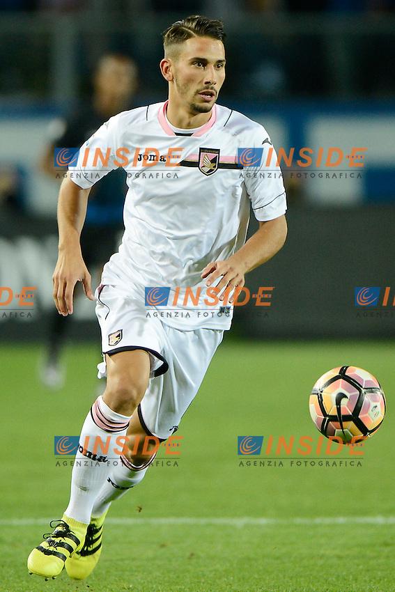 Bergamo 21-09-2016 Stadio Ateleti Azzurri - Football Calcio Serie A Atalanta - Palermo. Foto Giuseppe Celeste / Insidefoto