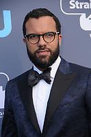 11 January 2018 - Santa Monica, California - OT Fagbenle. 23rd Annual Critics' Choice Awards held at Barker Hangar. <br /> CAP/ADM/BT<br /> &copy;BT/ADM/Capital Pictures