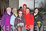 WALKWAY: Going for a walk at the Fenit Rail Walkway walk at St Brendan's Church, Tralee on Sunday l-r: Nuala O'Brien, Mercy Fleming, Eileen Connolly, Marinne Walsh, Lorraine Hopkins and Adrienne McLoughlinn,