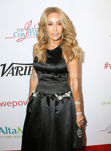 BEVERLY HILLS, CA - MAY 12: Faye Resnick attends the AltaMed Power Up, We Are The Future Gala at the Beverly Wilshire Four Seasons Hotel on May 12, 2016 in Beverly Hills, California. Credit: Parisa/MediaPunch.