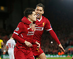 061217 Liverpool v Spartak Moscow