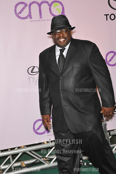 Cedric the Entertainer at the 20th anniversary Environmental Media Awards at Paramount Studios, Hollywood..October 25, 2009  Los Angeles, CA.Picture: Paul Smith / Featureflash