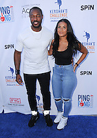 11 August 2016 - Los Angeles, California. Tank. Clayton Kershaw's 4th Annual Ping Pong 4 Purpose Celebrity Tournament held at Dodger Stadium. Photo Credit: Birdie Thompson/AdMedia