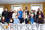 50th Wedding Anniversary : Gabrielle & John O'Brien, Duagh celebrating their  50th wedding anniversary with family at the Listowel Arms Hotel on Sunday afternoon last.